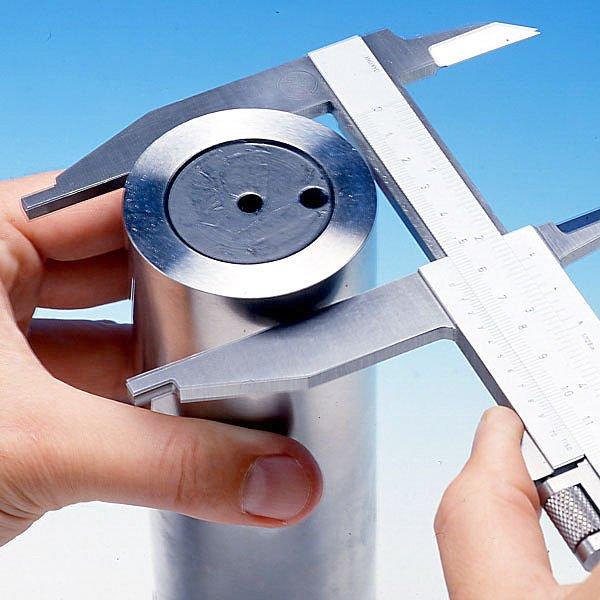 کولیس از وسایل اندازه گیری در فیزیک